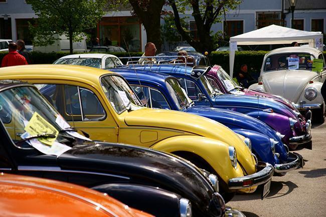 VW Oldtimer Events 2019