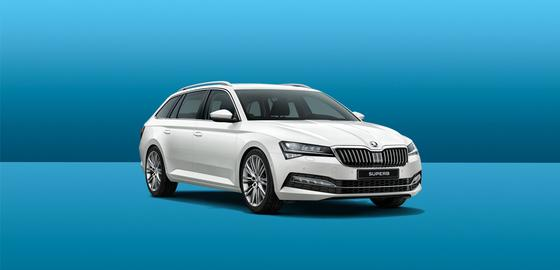 DER ŠKODA SUPERB