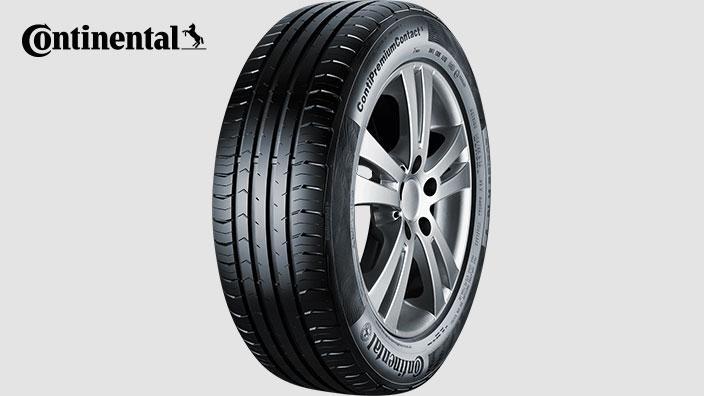 Continental Premium Contact 5