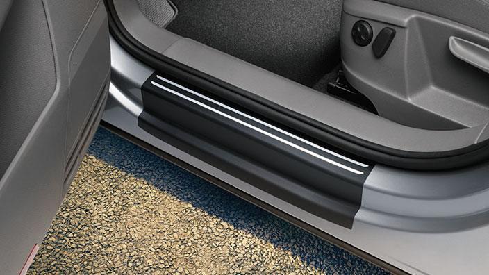 Schutzfolie Einstiegsleiste VW Sharan