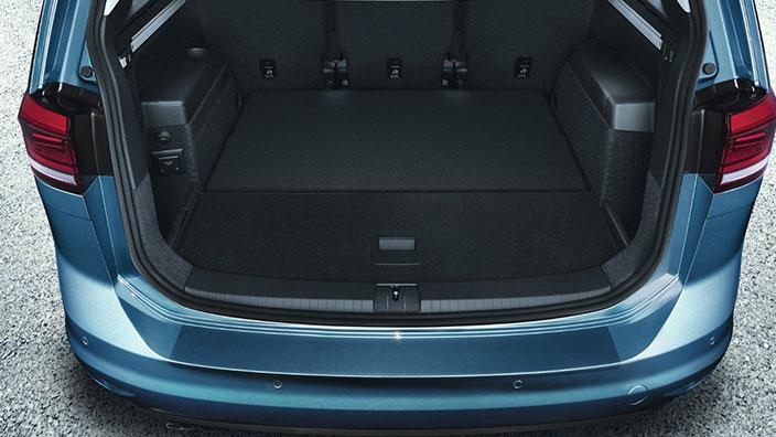 VW Touran Ladekantenschutz