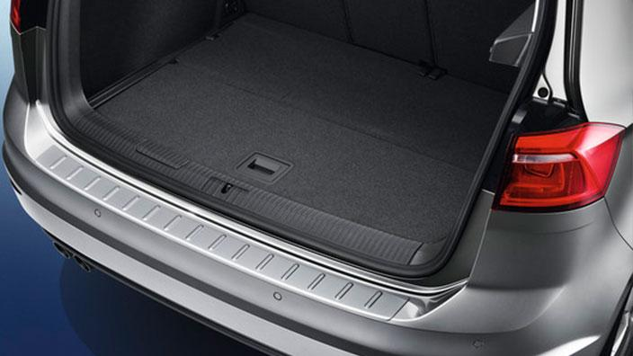 VW Golf Ladekantenschutz