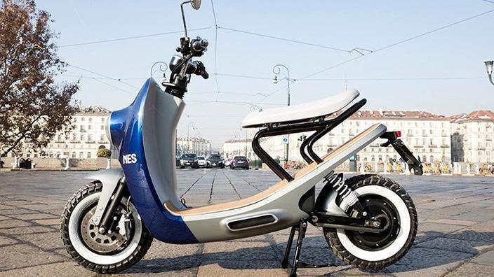 NITO NES Mod 5 E-Scooter