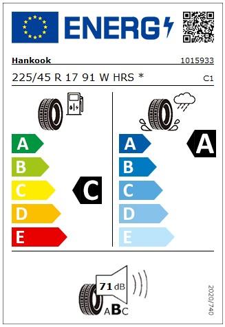 Sommerreifen Hankook Ventus S1 Evo 2 K117