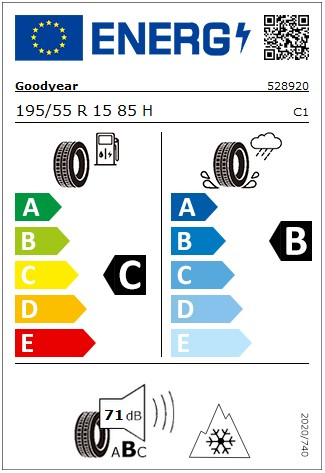 4 Stück Ganzjahresreifen Goodyear Vector 4 Seasons Gen-2